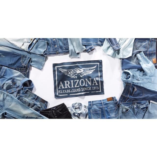 Arizona Bootcut-Jeans »Shaping«