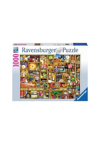 Ravensburger Puzzle »Kurioses Küchenregal« kaufen