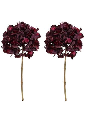 Kunstblume »Hortensie« (Set, 2 Stück) kaufen