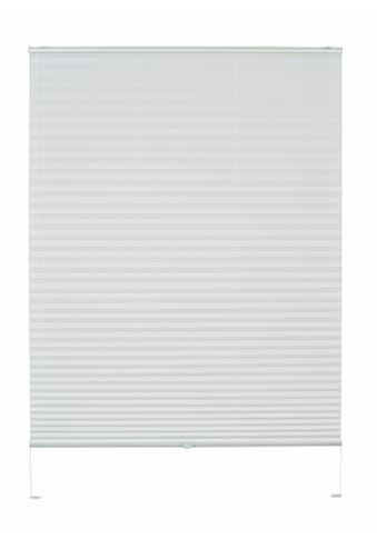 sunlines Plissee nach Mass »Silver1«, Lichtschutz, mit Bohren, verspannt kaufen