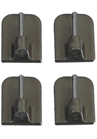 Liedeco Klebeträger, (Set, 4 St.), für Vitragen-Bistrostangen kaufen