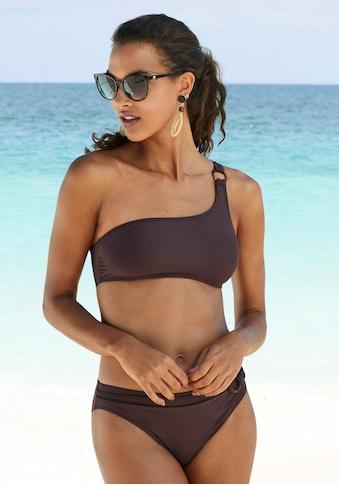 s.Oliver Bikini-Hose »Rome«, mit Ziergürtel kaufen