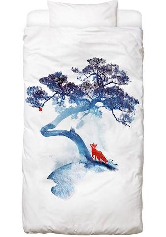 Juniqe Bettwäsche »The Last Apple Tree«, In vielen weiteren Designs erhältlich kaufen