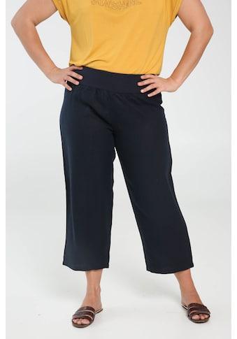 Paprika Caprihose »Uniform Gummizug in der Taille casual« kaufen