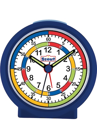 Scout Quarzwecker »LearnTheTime, 280001010« kaufen