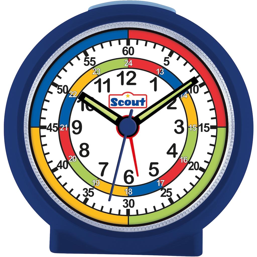 Scout Quarzwecker »LearnTheTime, 280001010«