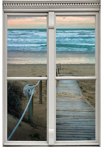 queence Wandsticker »Pfad zum Meer« kaufen