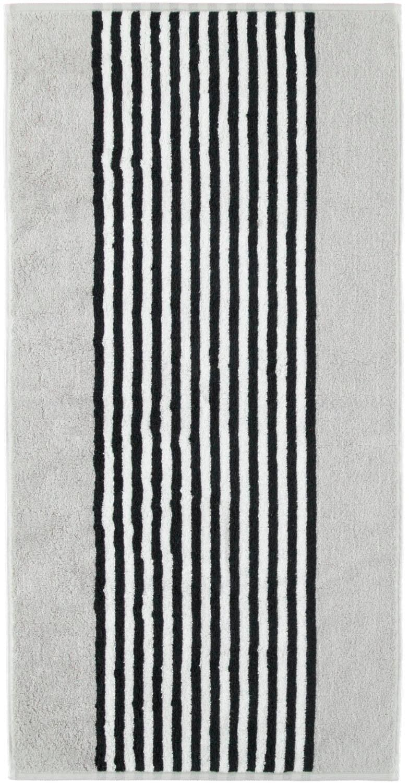 "Image of Badetuch ""Black & White"", Cawö"