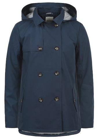 DESIRES Trenchcoat »Tine«, Jacke mit abnehmbarer Kapuze kaufen