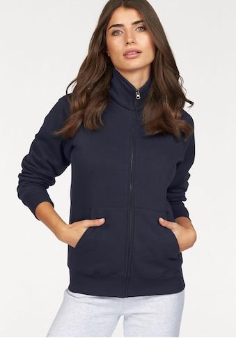 Fruit of the Loom Sweatshirt »Lady-Fit Premium Sweat Jacket« kaufen