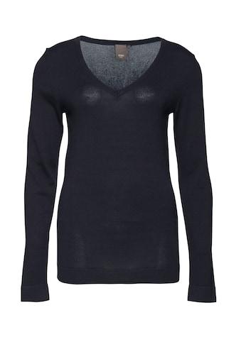 Ichi V - Ausschnitt - Pullover »MAFA V« kaufen