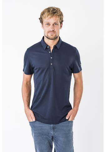 SUPER.NATURAL Poloshirt »M PIQUET POLO«, pflegeleichter Merino-Materialmix kaufen