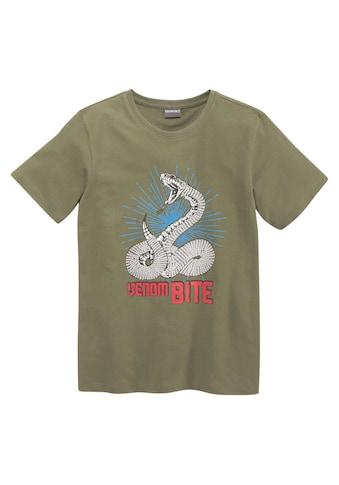 KIDSWORLD T-Shirt »SNAKE« kaufen