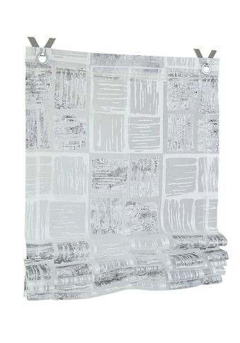 Kutti Raffrollo »Tiziano«, mit Hakenaufhängung, freihängend, mit Hakenaufhängung kaufen