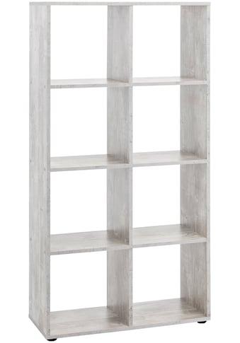 Raumteiler / Regal »mit 8 Fächern«,Masse 70x29x143 cm kaufen