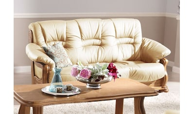 Max Winzer® 3-Sitzer »Texas«, mit dekorativem Holzgestell, Breite 202 cm kaufen