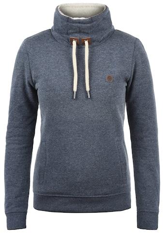 DESIRES Sweatshirt »Ozeana Pile«, Sweatpullover mit Teddyfutter Innenseite kaufen