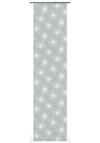 GARDINIA Schiebegardine »Flächenvorhang Stoff Bloomy«, HxB: 245x60 kaufen