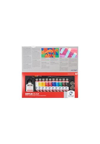 Acrylfarbe »Kombi-Set, 40 ml, Mehrfarbig« kaufen