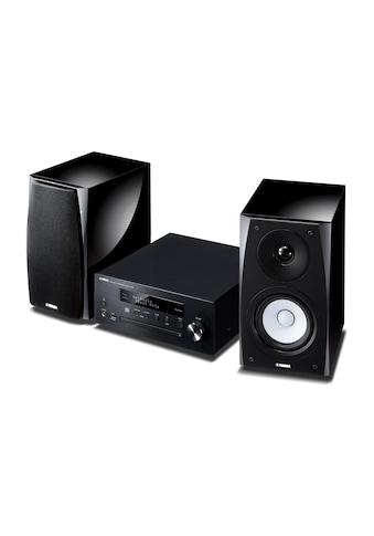Yamaha Microanlage »MusicCast MCR-N570 DAB Schwarz«, (Bluetooth-WLAN Digitalradio... kaufen