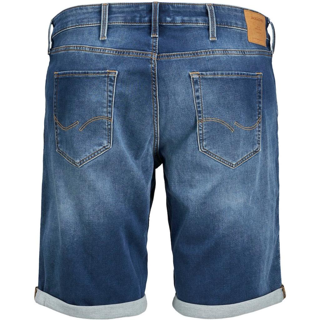 Jack & Jones Jeansshorts »Rick ICON«, Bis Jeans Weite 48