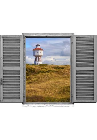 queence Wandtattoo »Leuchtturm« kaufen