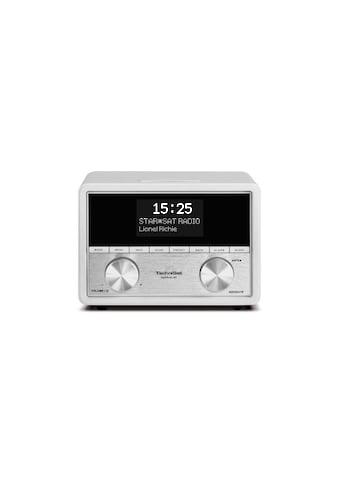 DAB+ Radio, Technisat, »80 Weiss« kaufen