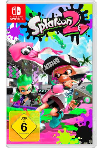 Nintendo Switch Spiel »Splatoon 2«, Nintendo Switch kaufen