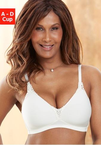 Viania Soft-BH »Carola«, mit atmungsaktiven Cups kaufen