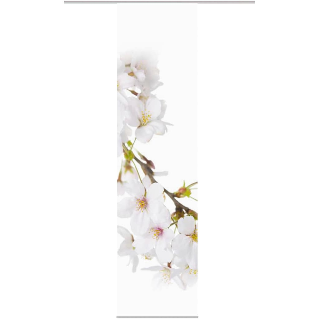 HOME WOHNIDEEN Schiebegardine »KIRANGI«, HxB: 245x60, Dekostoff Digitaldruck