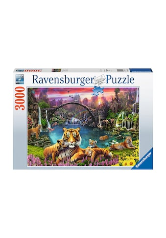 Ravensburger Puzzle »Tiger in paradi« kaufen