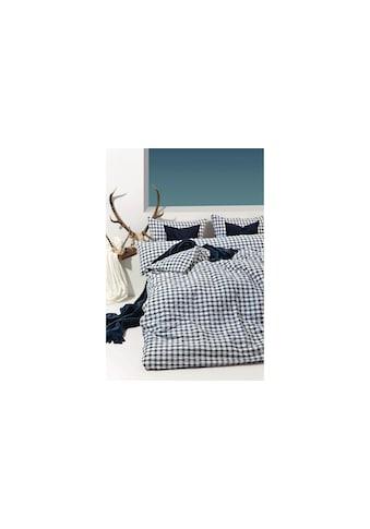 Divina Bettbezug »Edelkölsch Navy«, (1 St.) kaufen