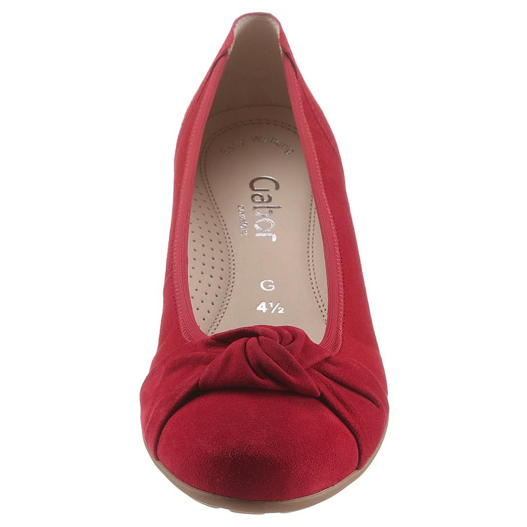Gabor Ballerina, in Schuhweite G (=weit)