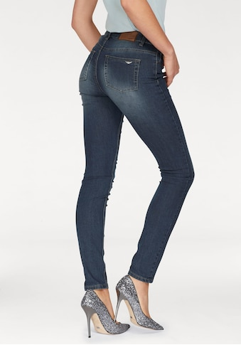 Arizona Skinny-fit-Jeans »Shaping«, High Waist kaufen