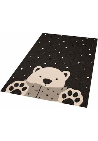 Zala Living Kinderteppich »Icebear Stan«, rechteckig, 4 mm Höhe, Spielteppich,... kaufen