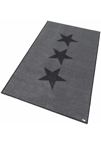 Zala Living Teppich »Sterne«, rechteckig, 7 mm Höhe, Kurzflor, rutschhemmend kaufen