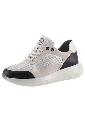 MARCO TOZZI by GMK Sneaker, mit transparenter Laufsohle kaufen