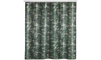 WENKO Duschvorhang »Camouflage« Breite 200 cm kaufen