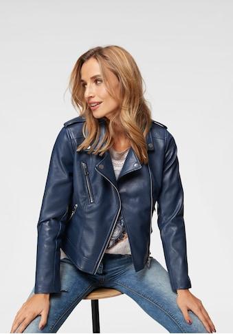 Aniston CASUAL Bikerjacke kaufen