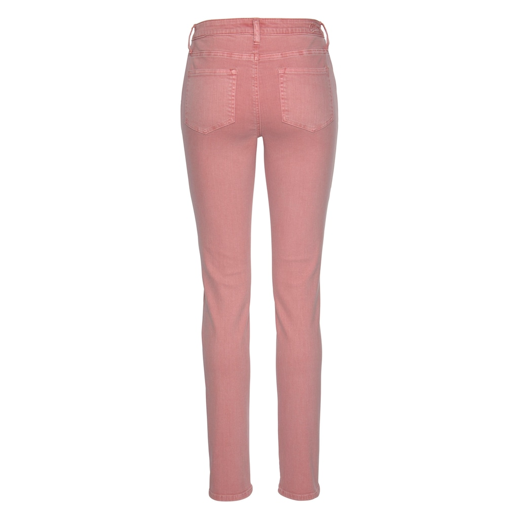 Aniston CASUAL Slim-fit-Jeans, regular waist