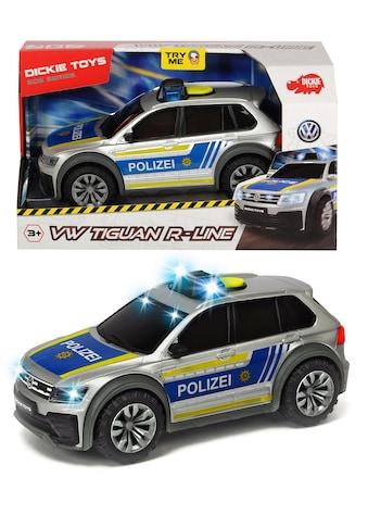 Dickie Toys Spielzeug-Polizei »VW Tiguan R-Line« kaufen
