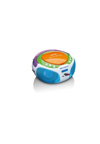DAB+ Radio, Lenco, »SCD - 651 Mehrfarbig« kaufen