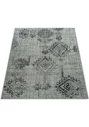 Teppich, »Coco 204«, Paco Home, rechteckig, Höhe 4 mm, maschinell gewebt kaufen