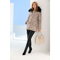 ASHLEY BROOKE by Heine Steppjacke, zum Wenden