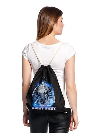 Super RTL Turnbeutel »Dragons Night Fury Gym Bag« kaufen