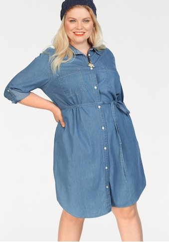 Levi's® Plus Jeanskleid »Plus Size Bebe Dress« kaufen