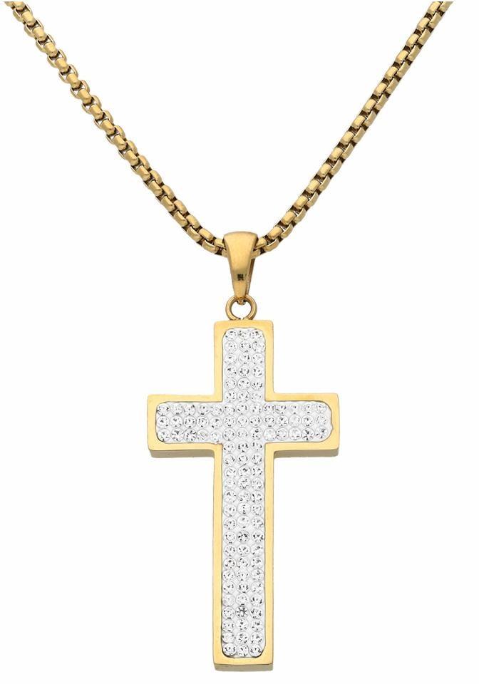 Firetti Kreuzkette | Schmuck > Halsketten > Kreuzketten | Firetti