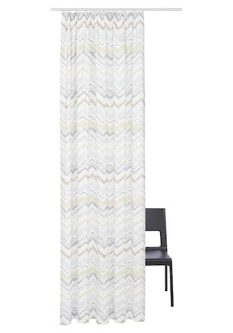 Vorhang, »Thala«, andas, Kräuselband 1 Stück kaufen