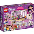 """LEGO® Konstruktionsspielsteine """"Friseursalon von Heartlake City (41391), LEGO® Friends"""", Kunststoff, (235-tlg.)"""
