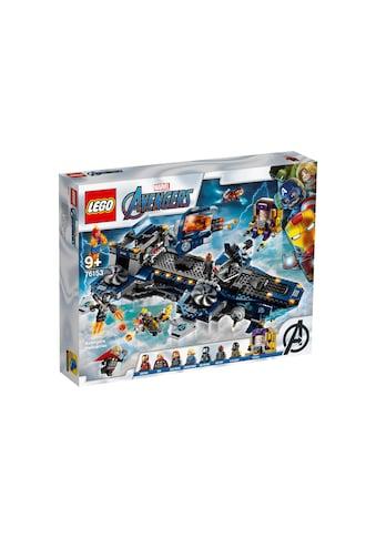 LEGO® Spielbausteine »Avengers Helicarrier« kaufen